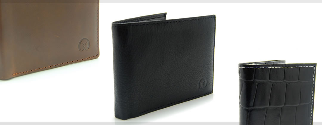 Leather Wallets Billfolds